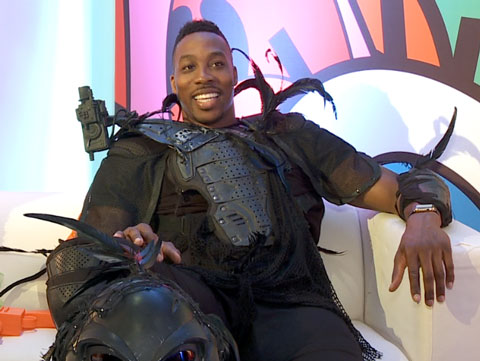 Dwight Howard on How He Relates to Batman and Nemo