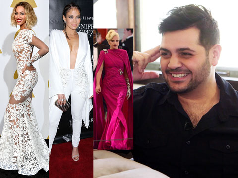 Michael Costello on Dressing Katy Perry & His Ideal Woman to Design For