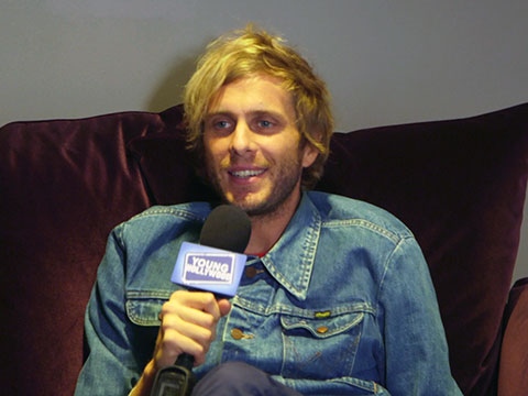 Awolnation's Aaron Bruno on Building His Own Studio & Sneaking Into The Forum