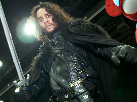 Jon Snow Is Alive! (At WonderCon)