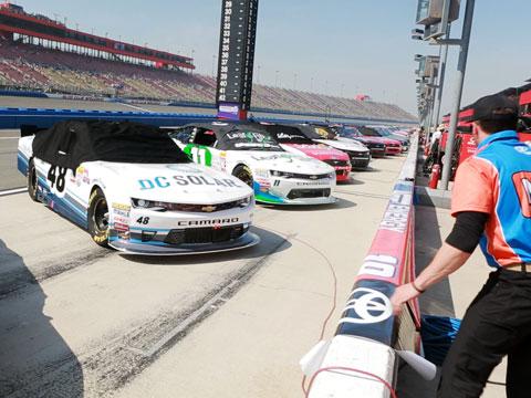 NASCAR Stars' Hidden Talents & First Kisses
