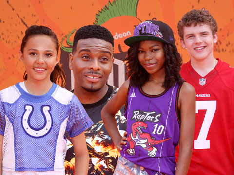 Nick Stars Reveal Fave Sports at Kids' Choice Sports Awards