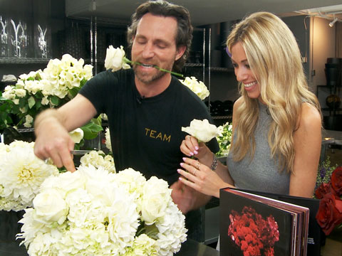 Create the Perfect Arrangement with Floral Designer Jeff Leatham