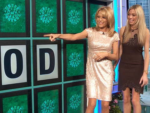 """Wheel Of Fortune"" Secrets and Stories With Vanna White"