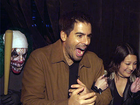 Eli Roth's Halloween Horror Nights Adventure