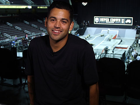 Paul Rodriguez Preps for SLS Super Crown