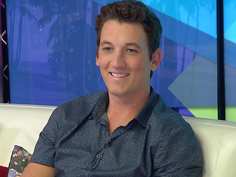 Miles Teller Weighs In on 'Bleed for This'