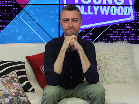 """Gilmore Girls"" Actor Sean Gunn Returns to Stars Hollow"