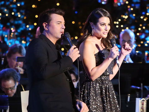 Seth MacFarlane, Lea Michele, & More on Power of Music