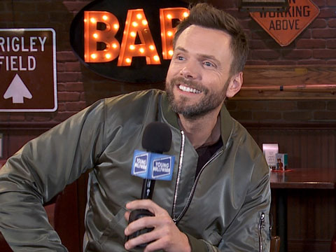 "Joel McHale & ""The Great Indoors"" Cast on Millennial Slang"