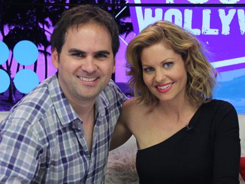 "DJ Tanner & Ricky The Paperboy SURPRISE ""Full House"" Reunion!"