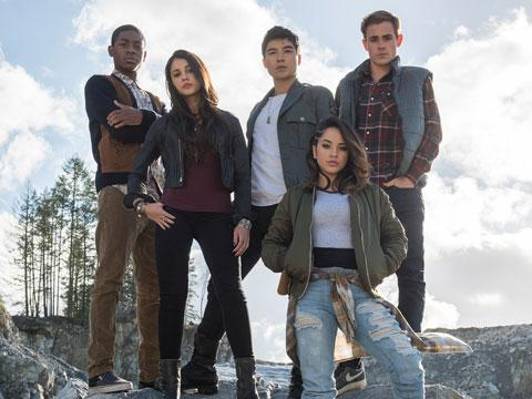 Who the 'Power Rangers' Cast Would Ride or Die With