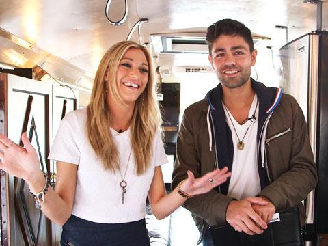 Austin Bus Ride Adventure with Adrian Grenier