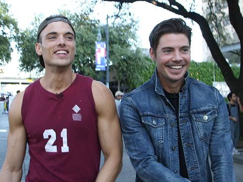 Hitting the Streets of Austin with Josh Henderson