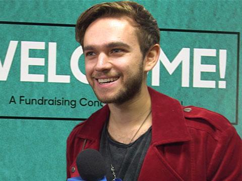 Zedd Hosts Star-Studded ACLU Benefit Concert