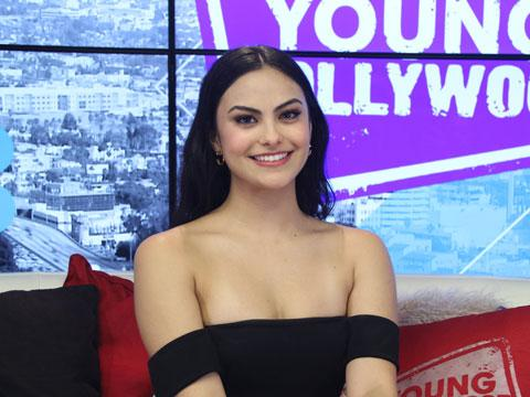 "Camila Mendes Responds to ""Riverdale"" Co-Stars"