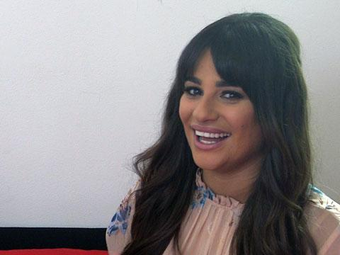How to Stay Fit with Lea Michele