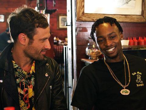 Potential Robbery Inspired Rob $tone's Chill Bill Lyrics