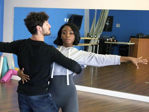 Dancing Lessons with Fifth Harmony's Normani Kordei
