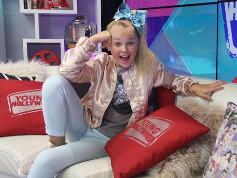 JoJo Siwa Teases Upcoming Projects with Nickelodeon