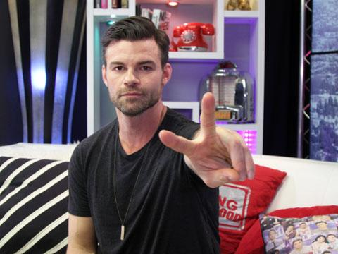 True or False, Vampire Edition, with Daniel Gillies