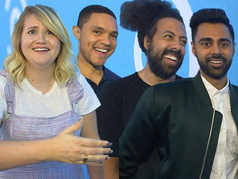 Comedy Central Stars Reveal Their Funniest Pick-Up Lines