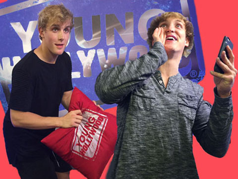jake and logan paul
